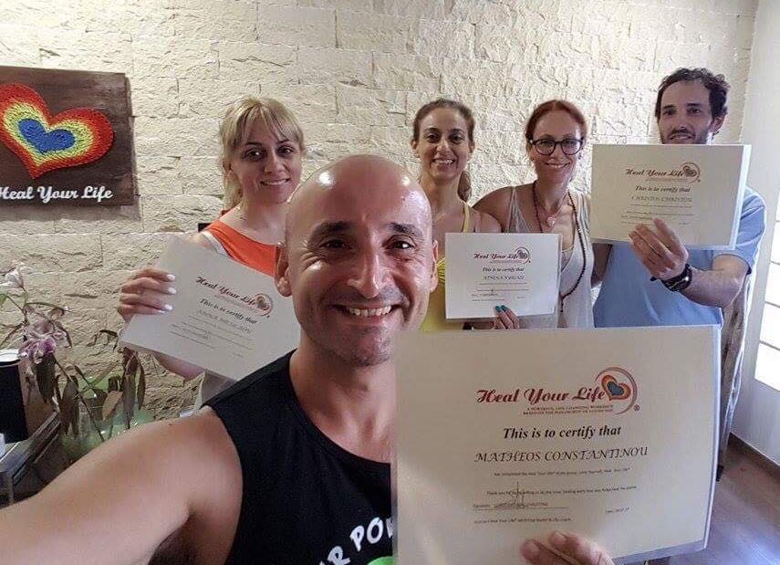 Study Groups Limassol – Heal your life
